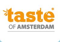 31 mei tot 3 juni: Taste of Amsterdam