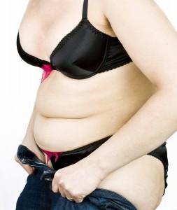 Dikker in de menopauze?