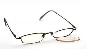Het kleine leed dat leesbril heet