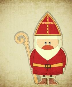De veranderende Sinterklaas