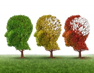 Waarom is uw moeder/vader dement of juist niet?