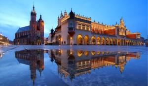 Breng eens een bezoek aan Krakau