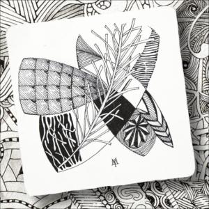 Hippe hobby: Droedelen… eh…. Zentangle