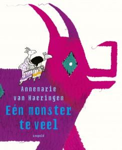 Leespluim februari: Eén monster teveel