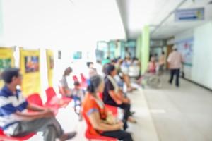 De wonderlijke wereld van wachten in de gezondheidszorg