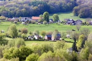 Drie fiets- én wandelroutes voor de fanatieke fietsers en wandelaars door Zuid-Limburg