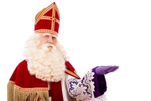 De syncretische Sinterklaas en Zwartepiet
