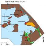 Archeologische restanten onthullen geschiedenis Noordoostpolder
